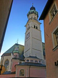 Pfarrkirche St. Nikolaus (c)hall-wattens