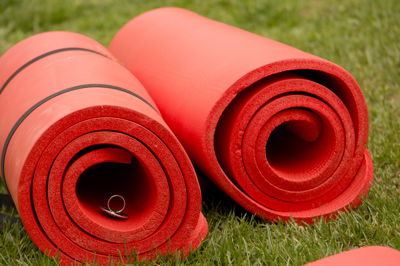Yogamatte - Yogastunde für Gäste Region Hall-Wattens