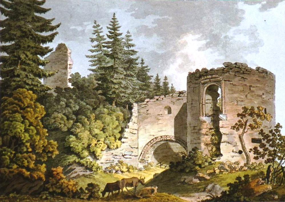 Ruine Schedler