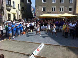 Boccia turnierHaller Altstadt