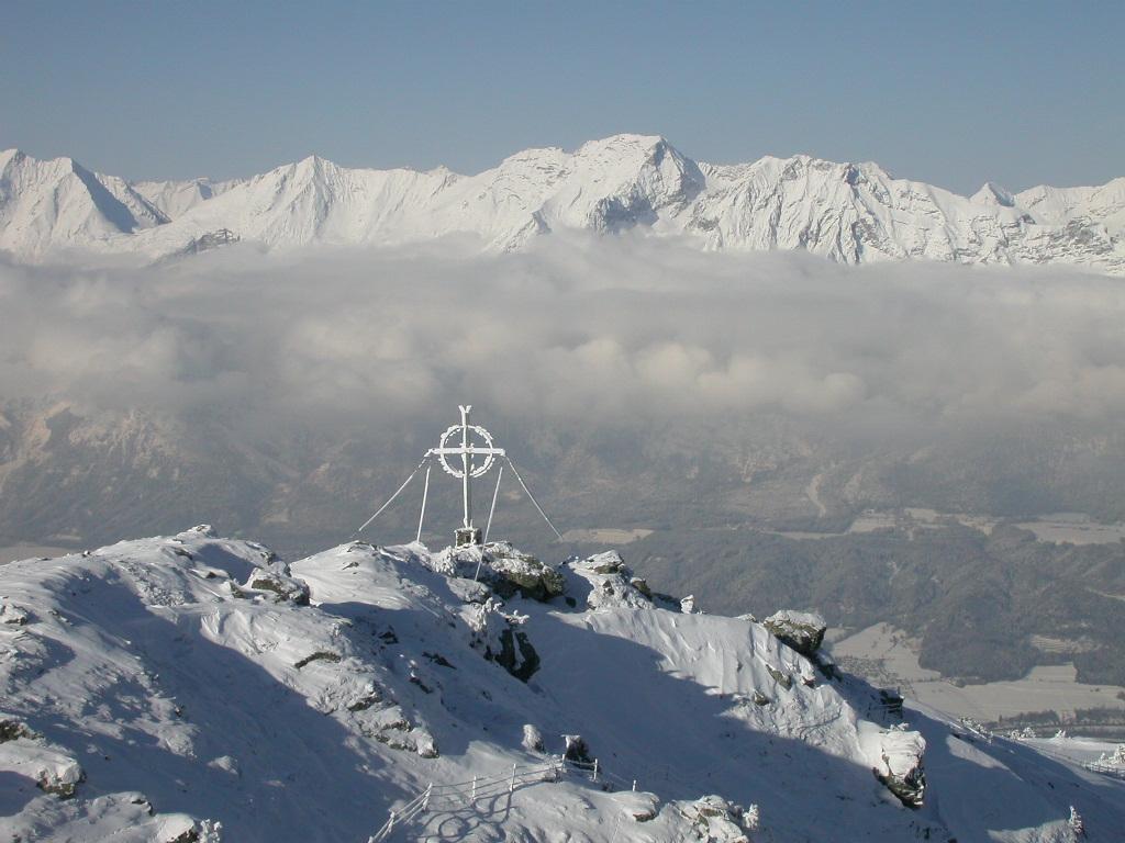 Skitour auf den Largoz