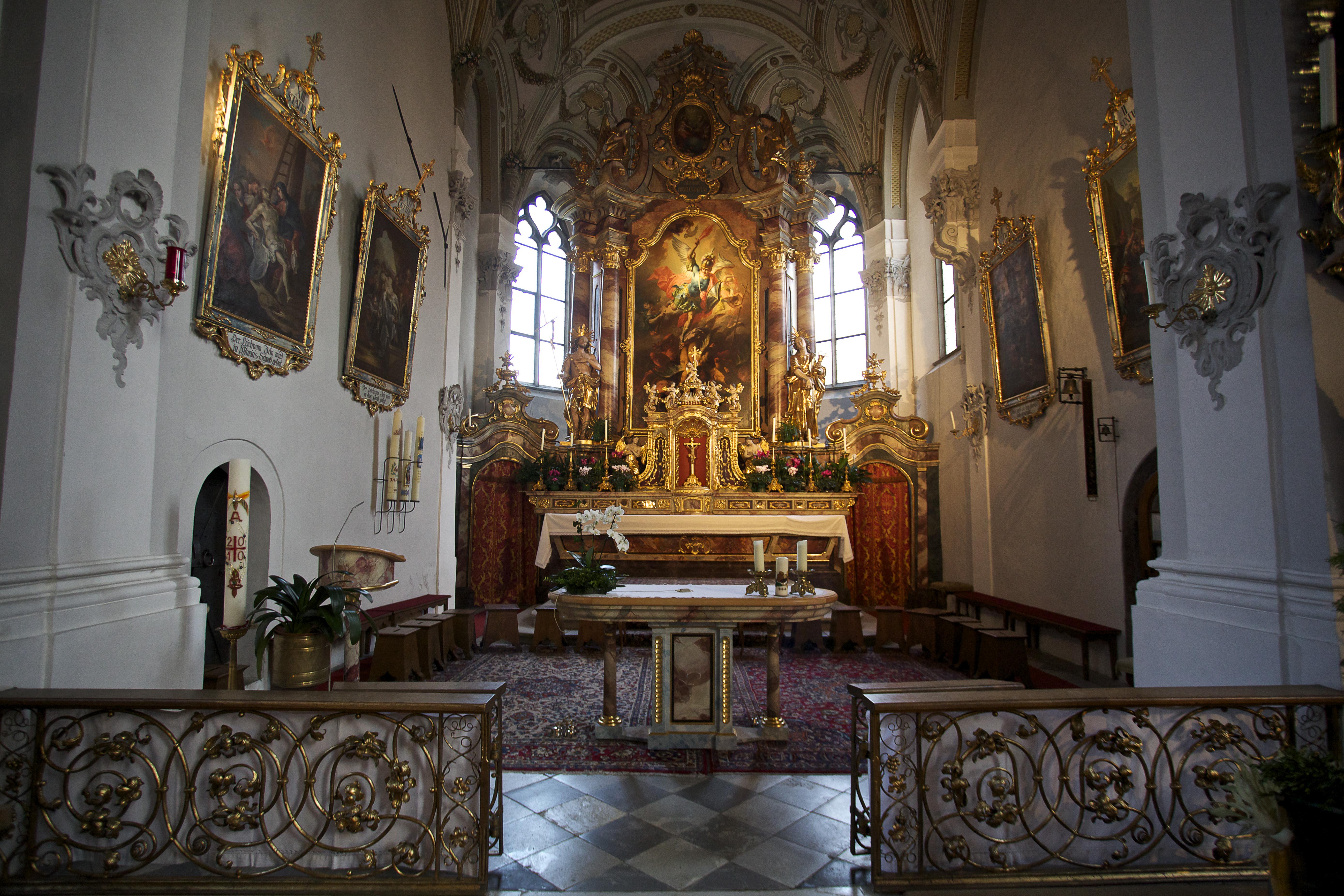 Marienbasilika Altar