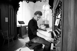 Orgelspiele2014_MichaelSchöch_Credit_DanielDelang