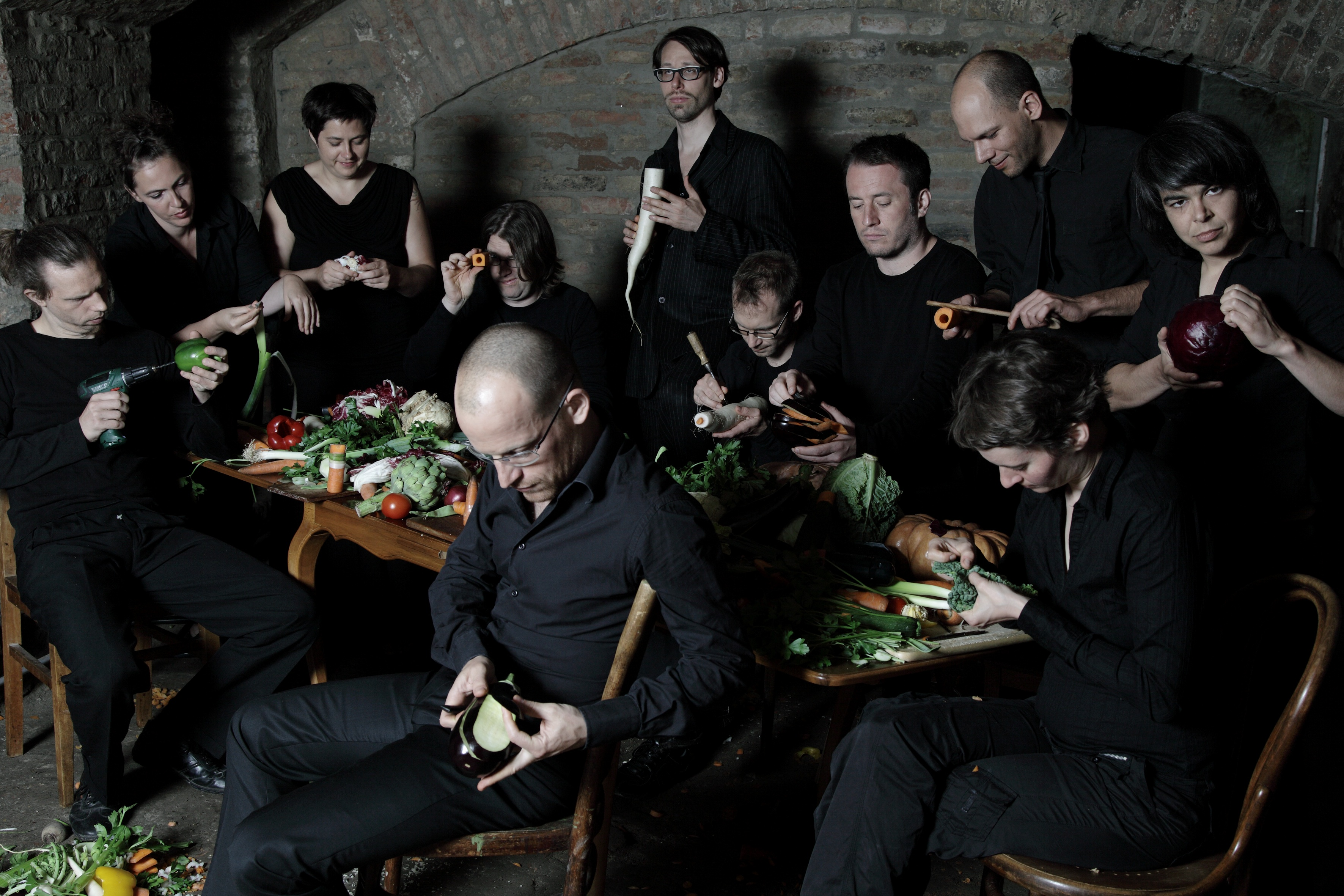 Vegetable Orchestra* Das Erste Wiener Gemüseorchester - Gemise
