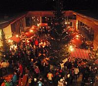 Adventmarkt in Gnadenwald