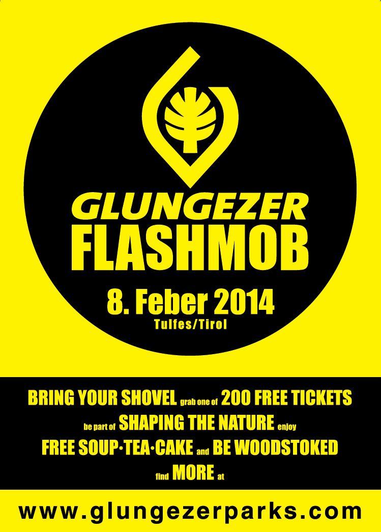 Glungezer Flashmob