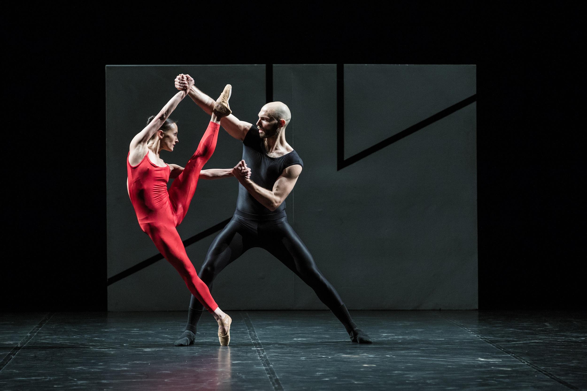 Cunningham, Tharp, Forsythe - Ballet de Lorraine