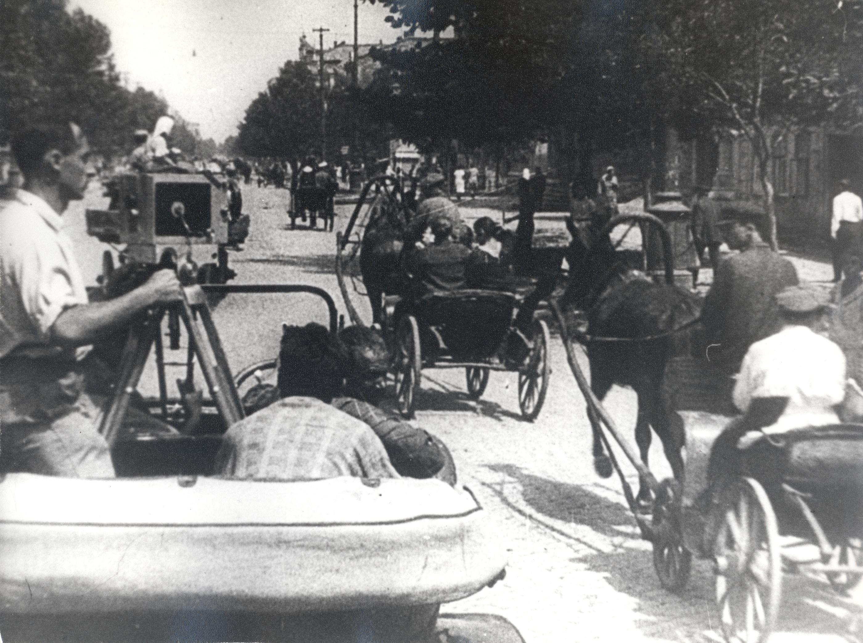 Dziga Vertov - Der Mann mit der Kamera (1929)