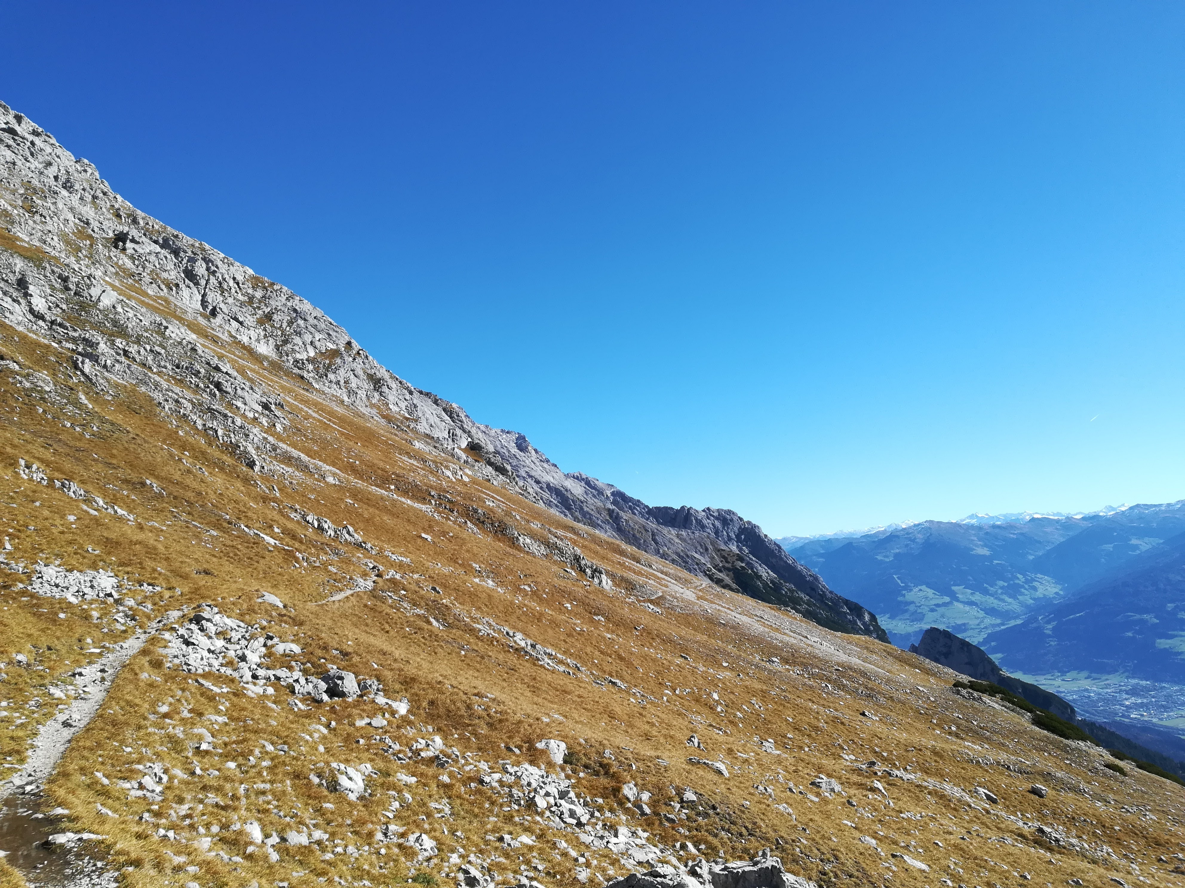 Bettelwurfhütte Panoramaweg