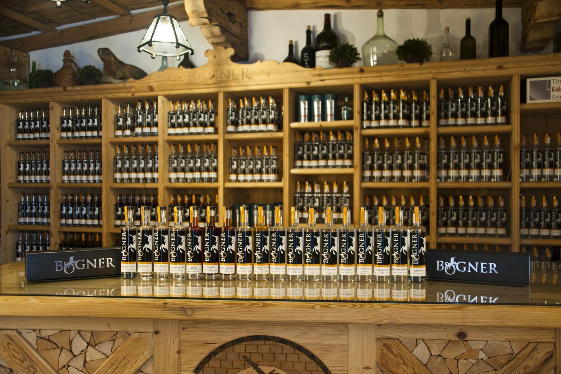 Bogner Whisky aus Tirol