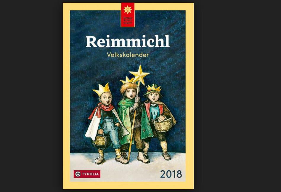 Reimmichlkalender 2018