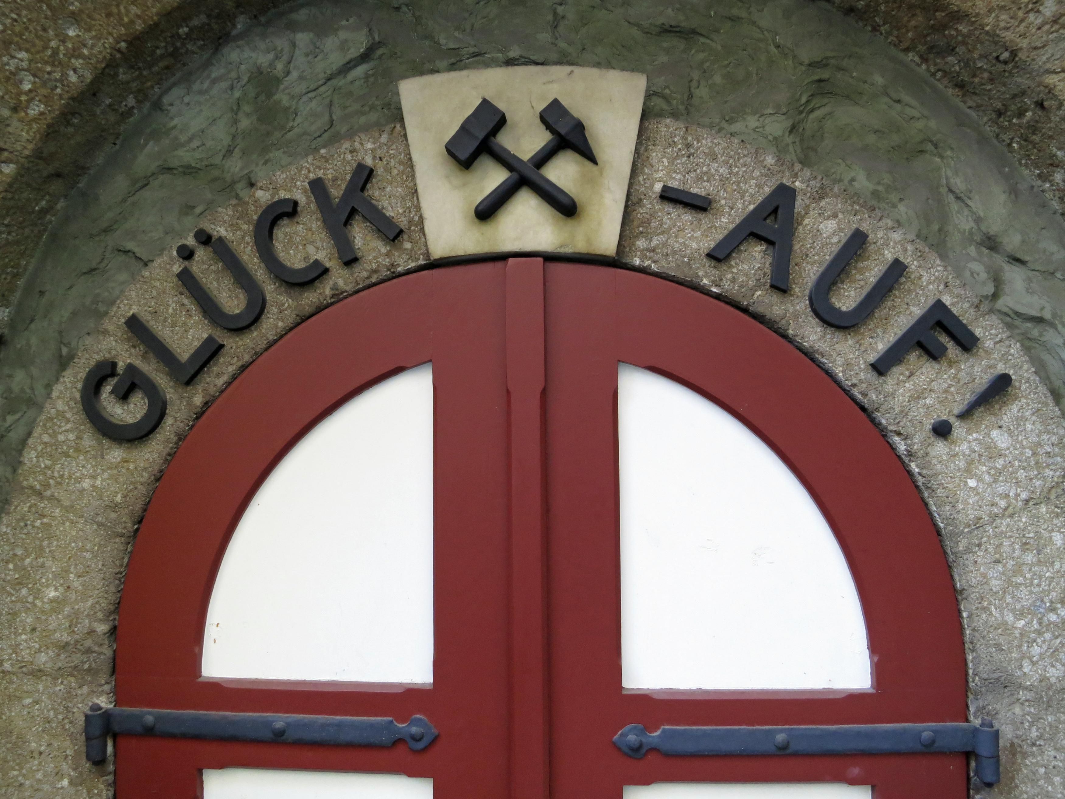 Bergbaumuseum_Tür_1